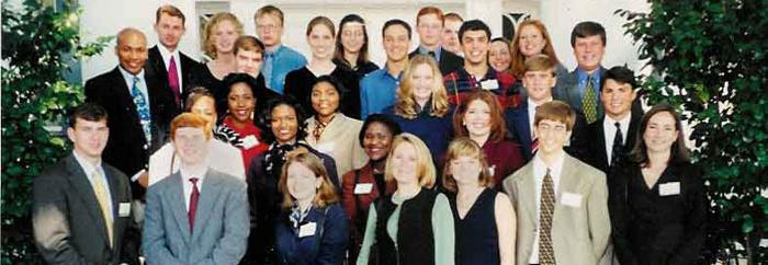 Blackburn Institute class of 1998