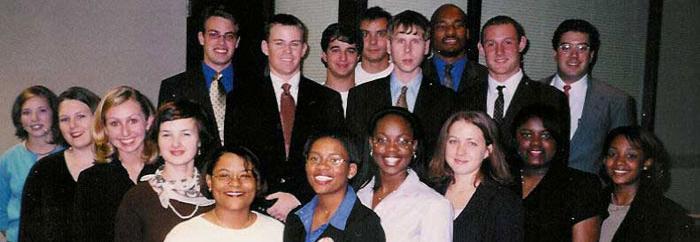 Blackburn Institute class of 1999