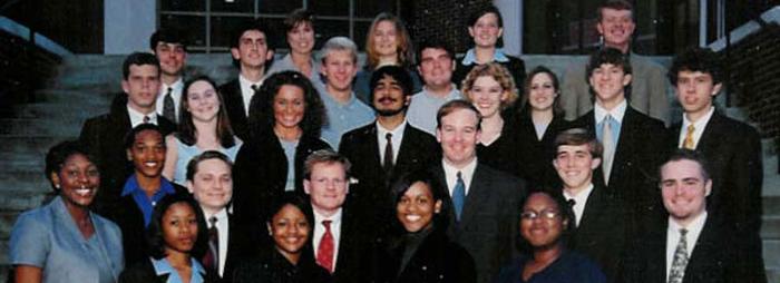Blackburn Institute class of 2000