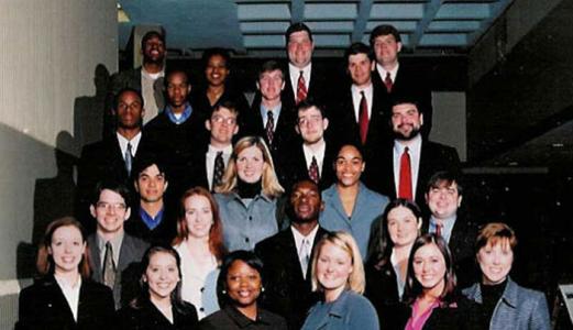 Blackburn Institute class of 2001