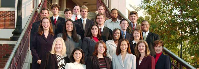 Blackburn Institute class of 2002