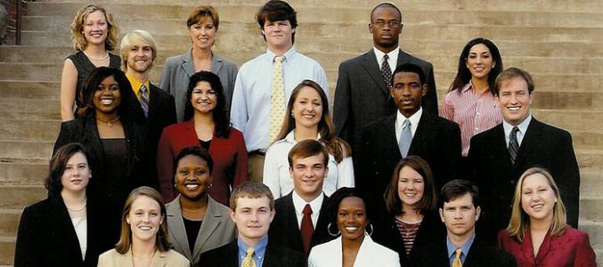 Blackburn Institute class of 2003