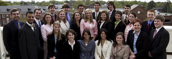 Blackburn Institute class of 2005