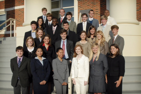 Blackburn Institute class of 2008