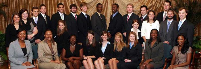 Blackburn Institute class of 2009