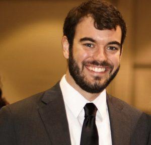 Photo of Blackburn Fellow Will Dodd