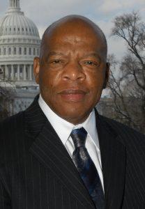 Photo of Representative John Lewis